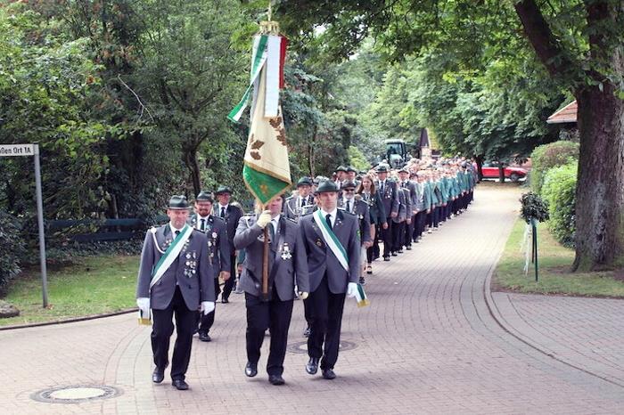 Schützenfest SV Brettorf
